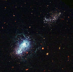 245px-Hubble_-_infant_galaxy.jpg