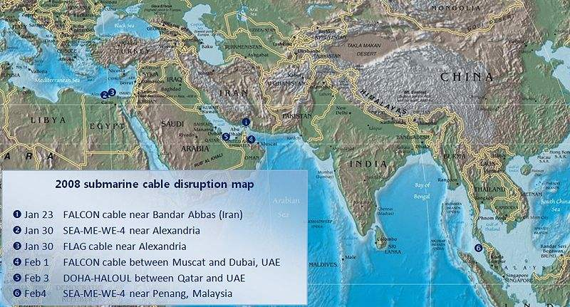 http://en.wikipedia.org/wiki/Image:2008_submarine_cable_disruption_map.jpg